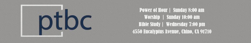 Praise Tabernacle Bible Church logo