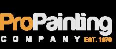 Pro Painting Company logo
