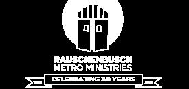Rauschenbusch Metro Ministries logo