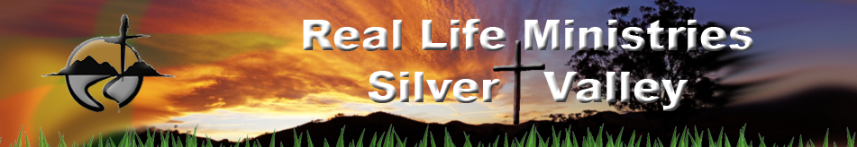 Real Life Ministries Silver Valley logo