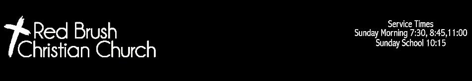 Red Brush Christian Church logo