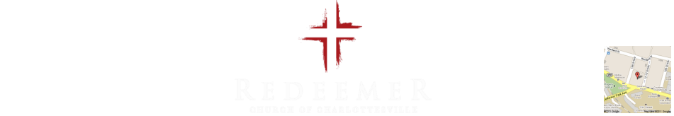 Redeemer Church of Charlottesville logo