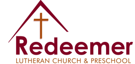 Redeemer Lutheran Church logo