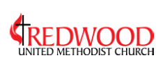 Redwood United Methodist Church logo