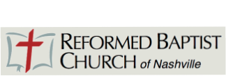 Reformed Baptist Church of Nashville logo