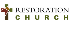 Restoration Church Woodforest logo