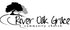 River Oak Grace Community Church logo