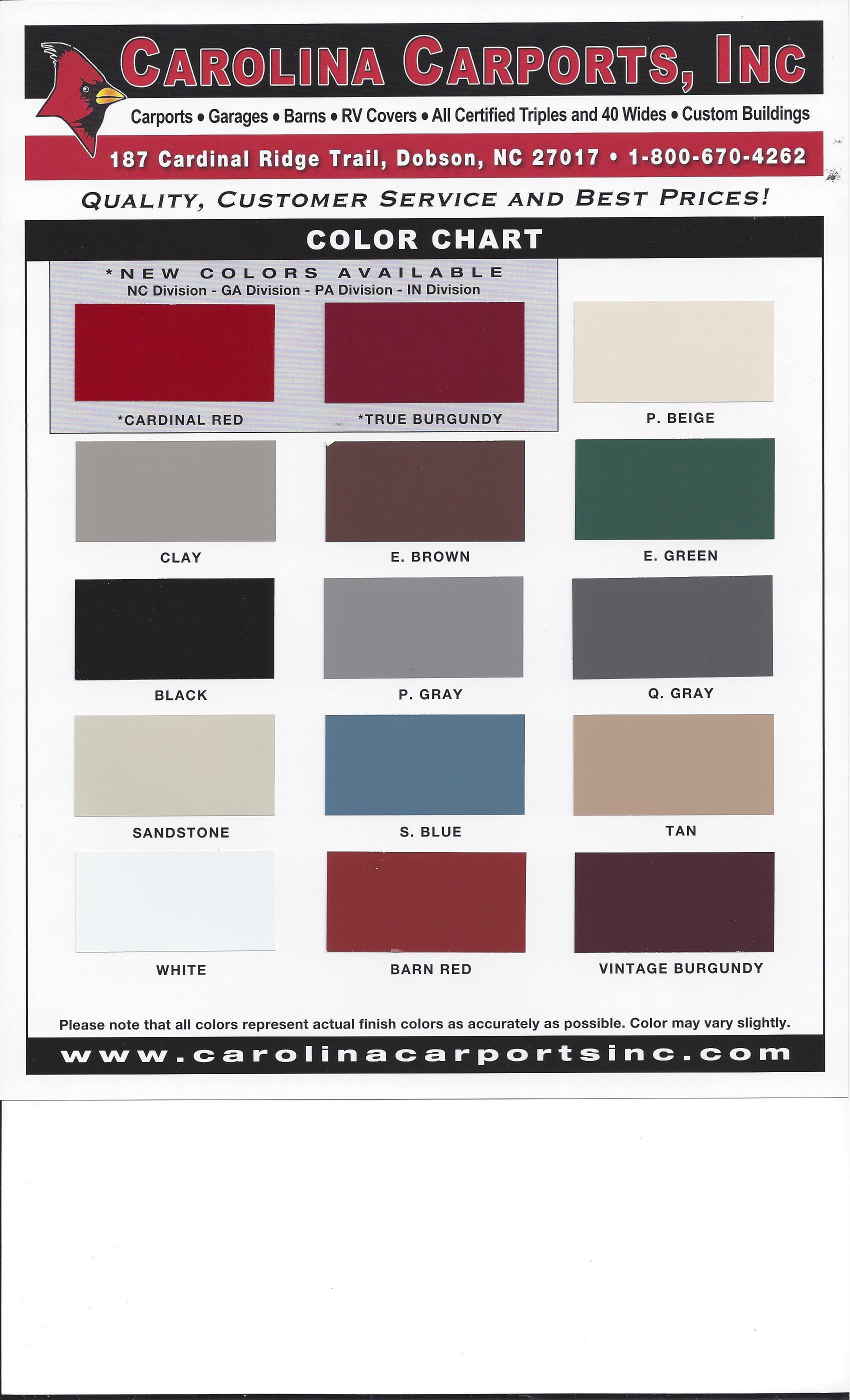 Versatube Garage Colors : Carports inc pictures