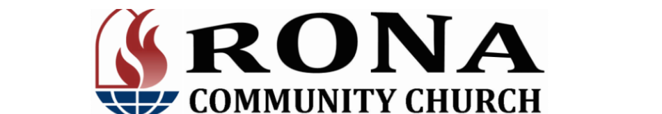 Rona Community Church logo