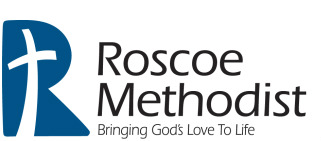 Roscoe Methodist Church logo