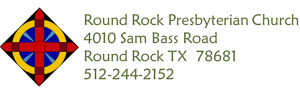 Round Rock Presbyterian Church logo