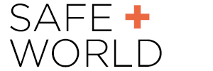 SafeWorld // community.health.education logo