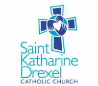 Saint Katharine Drexel Catholic Church logo