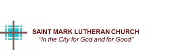 Saint Mark Lutheran Church (ELCA)-  St. Paul, MN logo