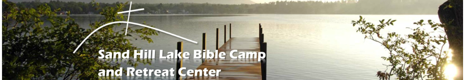 Sand Hill Lake Bible Camp logo