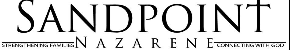 Sandpoint Church of the Nazarene logo