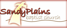 Sandy Plains Baptist Church logo