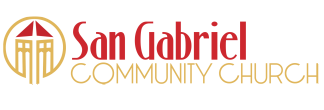 San Gabriel Community Church and Christian School logo