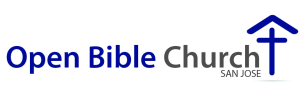 San Jose Open Bible Church logo