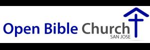 San Jose Open Bible Church logo