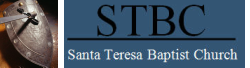 Santa Teresa Baptist Church logo