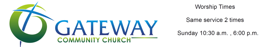 Gateway Community Church logo