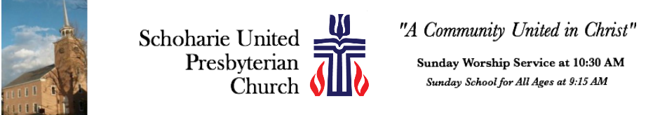 Schoharie United Presbyterian Church logo