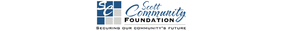 Scott Community Foundation logo
