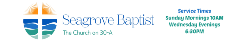 Seagrove Baptist Church logo