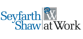 Seyfarth Shaw at Work logo