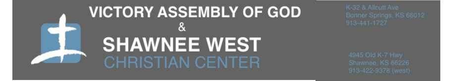 Shawnee West Christian Center Shawnee, KS Church logo
