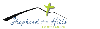 Shepherd of the Hills Lutheran Church logo