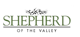 Shepherd of the Valley Lutheran Church logo