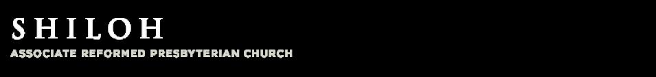 Shiloh ARP logo
