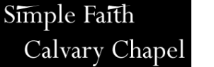 Simple Faith Calvary Chapel logo