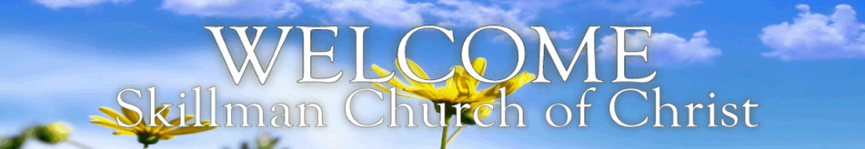 Skillman Church of Christ logo