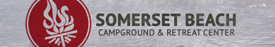 Somerset Beach Campground logo