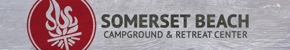Somerset Beach Campground logo