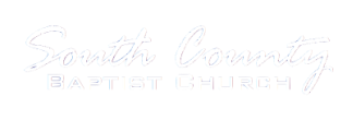 South County Baptist Church logo
