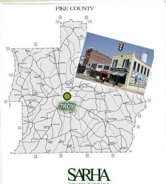 SARHA - Southeast Alabama Rural Health Associates / Locations