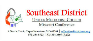 Southeast District Office - Missouri Conference logo