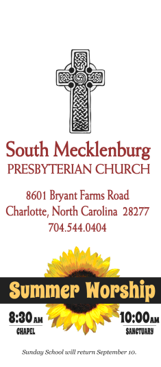 South Mecklenburg Presbyterian Church logo