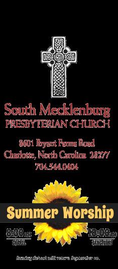 South Mecklenburg Presbyterian Church logo
