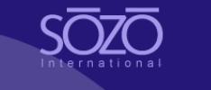 Sozo International logo