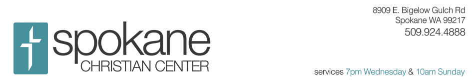 Spokane Christian Center logo