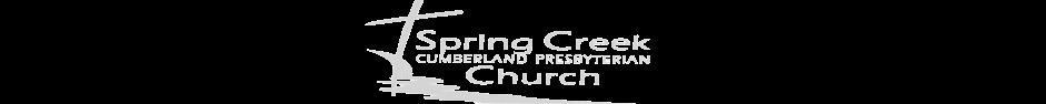 Spring Creek Cumberland Presbyterian Church logo