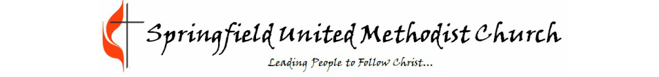 Springfield United Methodist Church logo