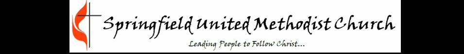 Springfield United Methodist Church logo