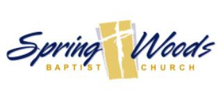 Spring Woods Baptist Church logo