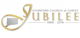 Stamford Church of Christ logo